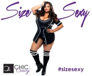 Social Media Size Sexy